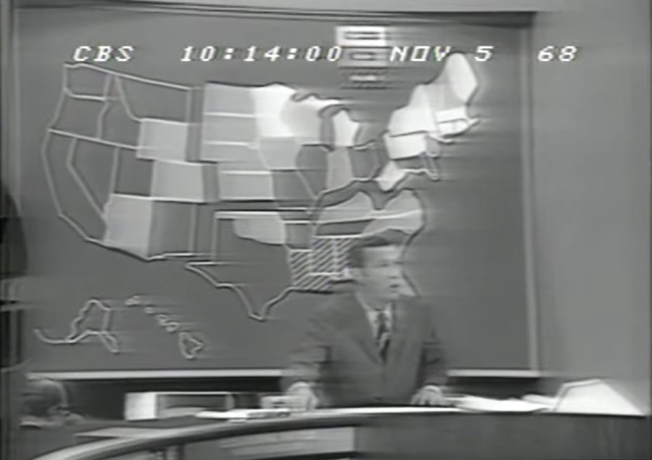 Presenting Data: 1968 Map