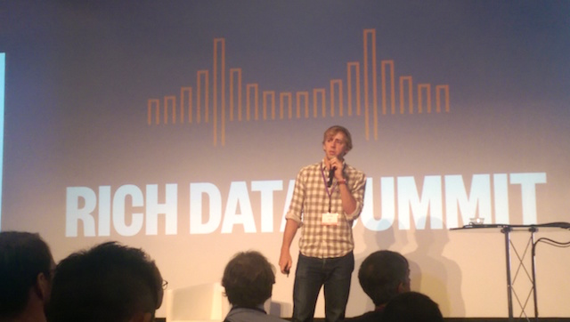 Benn Stancil at Rich Data Summit
