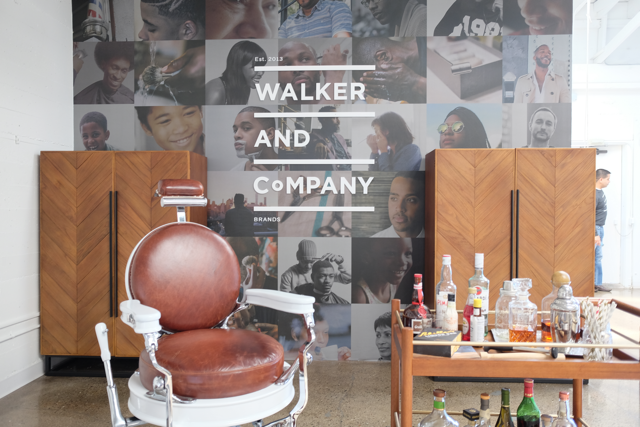 Walker and Company Lobby