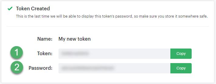 Authentication - API Reference - Mode Developer