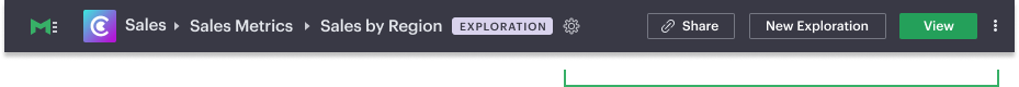 exploring saved Exploration
