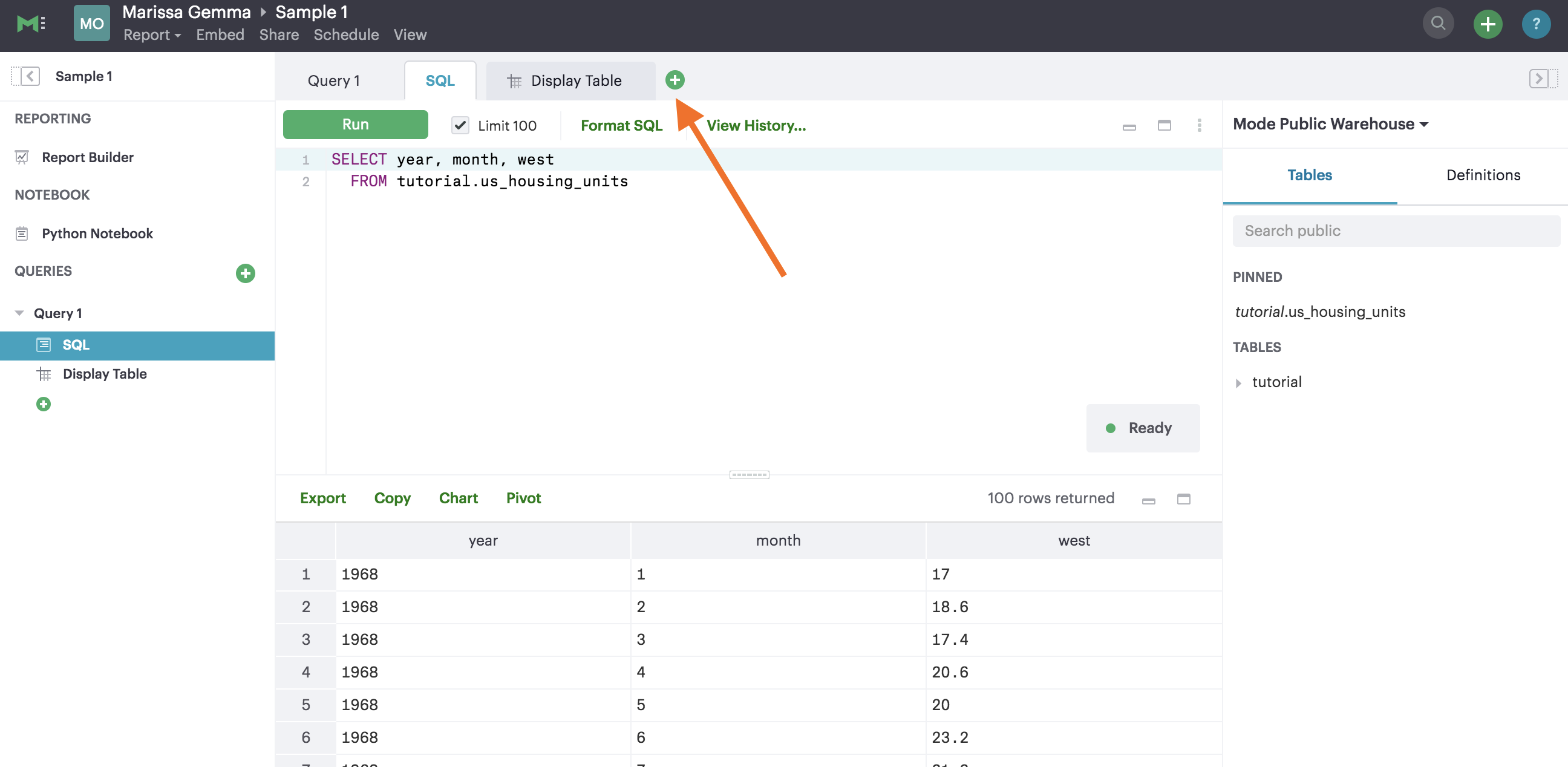 SQL SELECT | SQL Tutorial - Mode Analytics